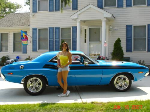 Muscle Cars Forever - Andrea